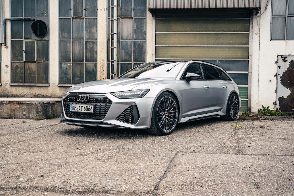 Tuningteile Fur Audi Rs6 C8 Von Abt