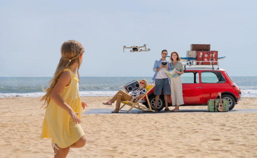 Drohnenführerschein und Registrierung - DJI Mavic MINI 2