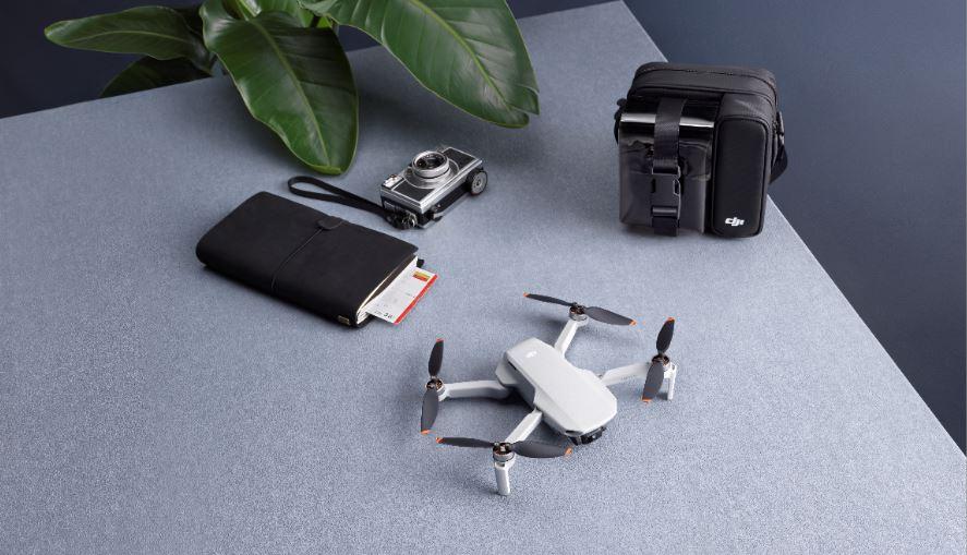 DJI Mavic Mini 2 - Drohnenverordnung