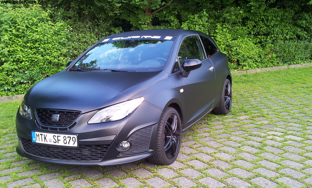 seat ibiza 6j cupra bocanegra von sascha1879 tuning community. Black Bedroom Furniture Sets. Home Design Ideas