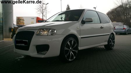Vw polo 6n2 tuning teile