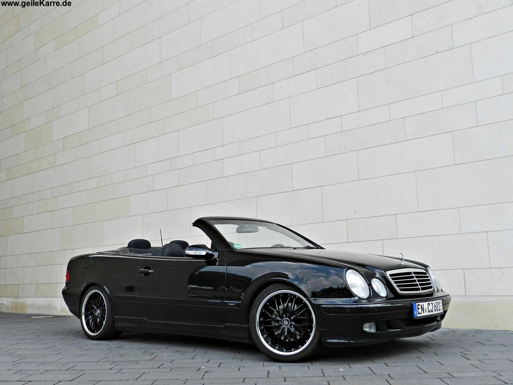 mercedes clk 230 kompressor von speedo5000 tuning. Black Bedroom Furniture Sets. Home Design Ideas
