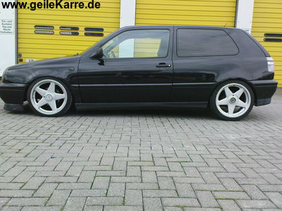 vw golf 3 von mk3 black tuning community. Black Bedroom Furniture Sets. Home Design Ideas