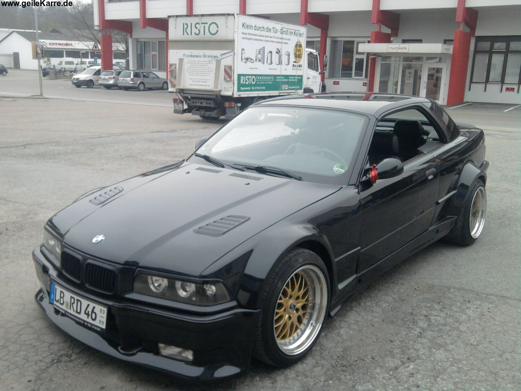 bmw e36 m3 turbo cabrio gtr umbau von cinobmw gtr tuning. Black Bedroom Furniture Sets. Home Design Ideas