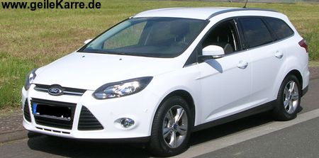 FORD Focus Turnier Champions Edition