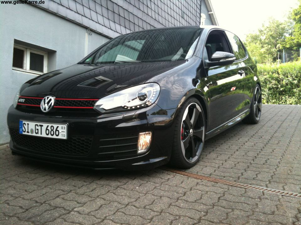 vw golf 6 gti edition 35 von poloclean tuning community. Black Bedroom Furniture Sets. Home Design Ideas
