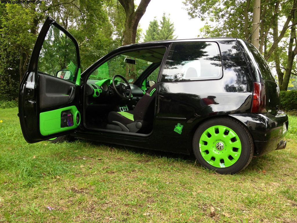 Vw Lupo 14 Von Lupox Tuning Community Geilekarrede