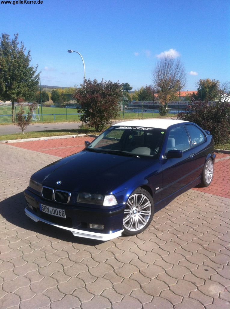 bmw 316i compact von bombi60 tuning community. Black Bedroom Furniture Sets. Home Design Ideas