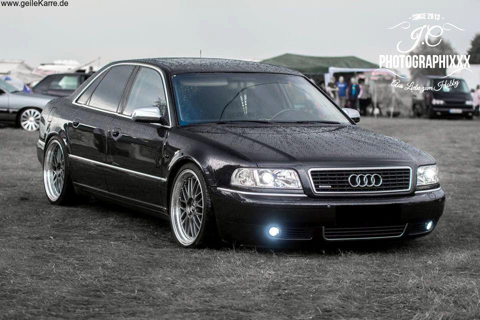 Audi A8 D2 4d Von Naickebins Tuning Community Geilekarre De