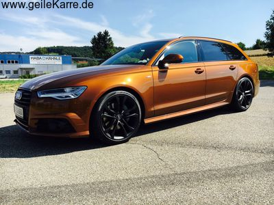 Audi A6 Avant 4g Von X Driver Tuning Community Geilekarre De