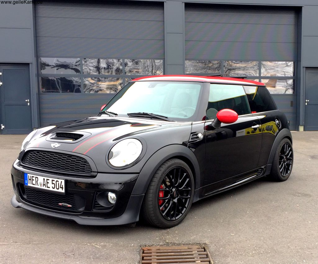 mini r56 john cooper works von thorsten parreuter. Black Bedroom Furniture Sets. Home Design Ideas