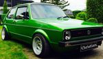 VW Golf 1 Gti 1,8  16 V Kr