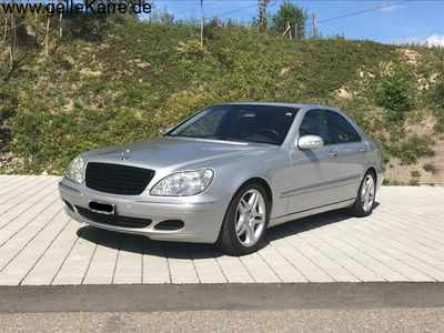 MERCEDES S500 4-matic
