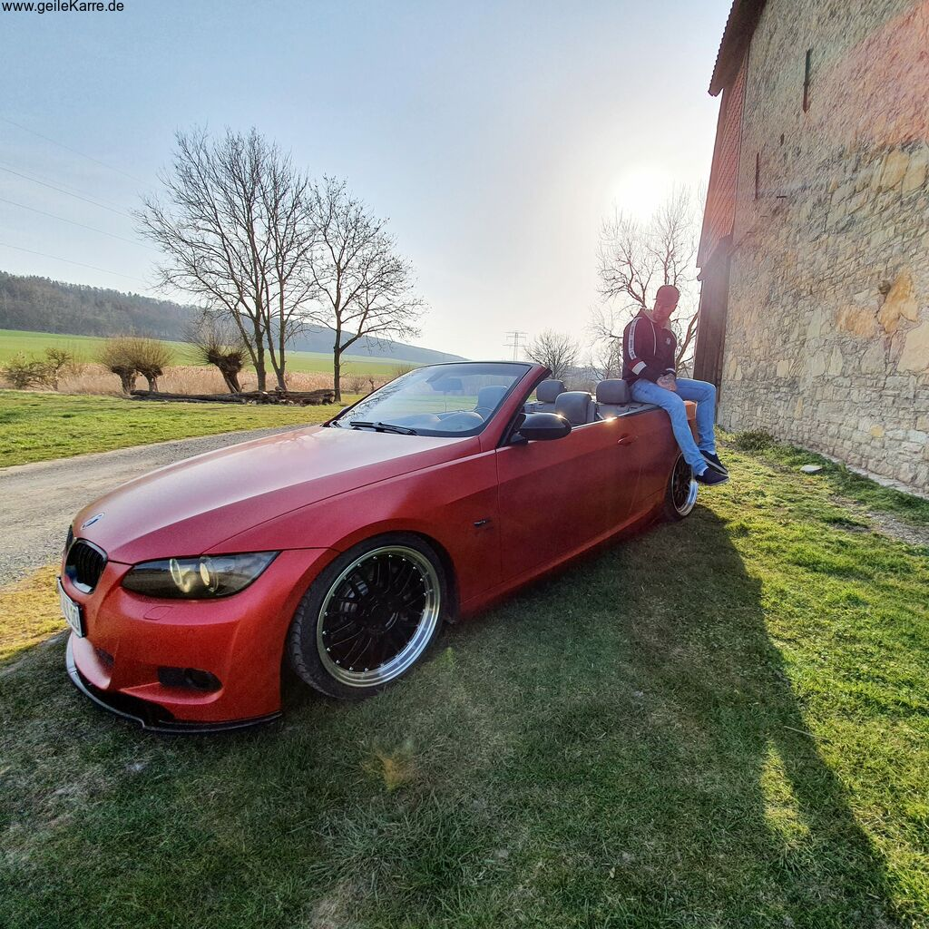 BMW 335 von Chrizz 335 - Tuning Community geileKarre.de