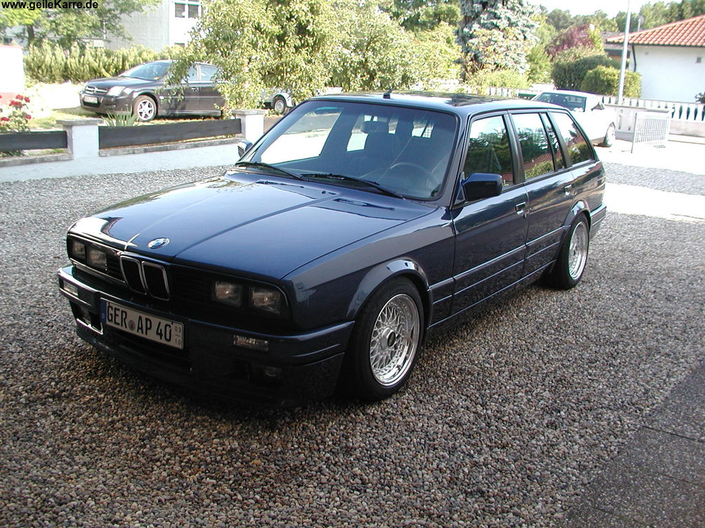 bmw e30 touring von e30 tuner tuning community. Black Bedroom Furniture Sets. Home Design Ideas
