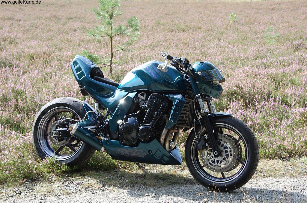 Andere Kawasaki Z 750 Detailansicht