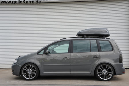 vw touran von mister jb tuning community. Black Bedroom Furniture Sets. Home Design Ideas