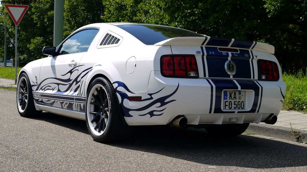 ford mustang shelby gt500 von whitesnake tuning. Black Bedroom Furniture Sets. Home Design Ideas