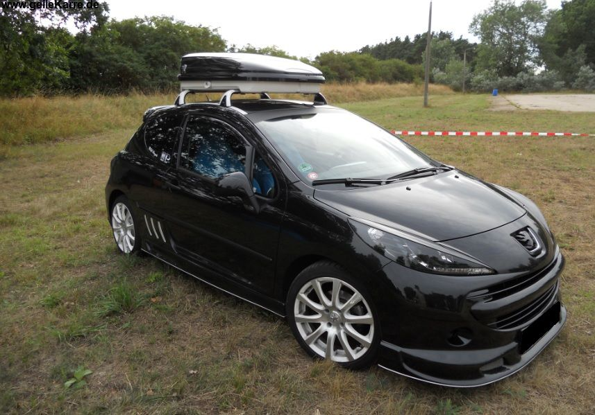 peugeot 207 von marco2o7 tuning community. Black Bedroom Furniture Sets. Home Design Ideas