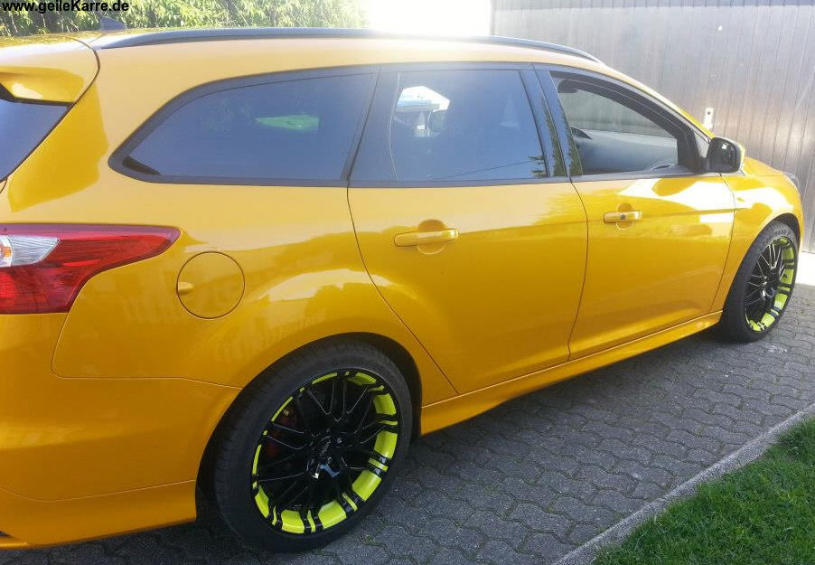 ford focus st turnier mk3 von saarland st tuning. Black Bedroom Furniture Sets. Home Design Ideas