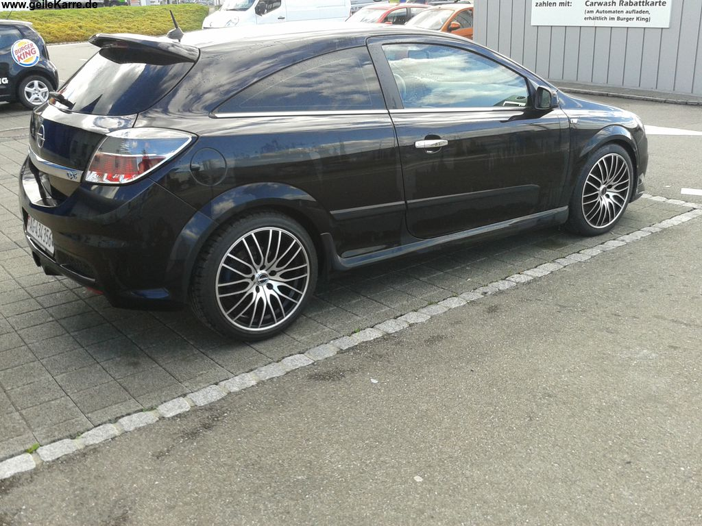 opel astra h opc von opc driver tuning community
