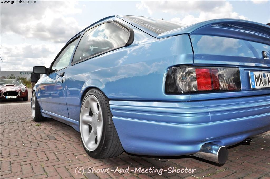 Hankook Ventus V12 Evo2 >> FORD SIERRA GT von Kraftfahrer - Tuning Community ...