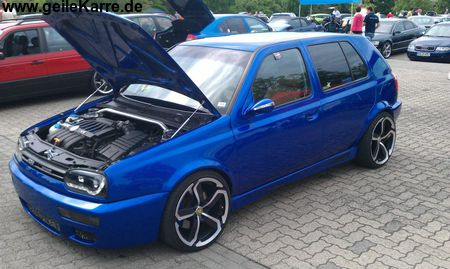 VW Golf 3 R36 3.8 V6 FSI 4MOTION Highline