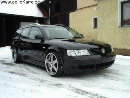 vw passat 3b variant 1 8t von as n5 tuning community. Black Bedroom Furniture Sets. Home Design Ideas