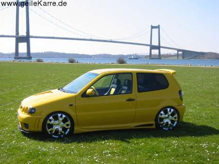 vw polo 6n von hqfl tuning community. Black Bedroom Furniture Sets. Home Design Ideas