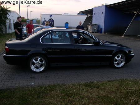 Bmw 740ia. BMW 740iA E38