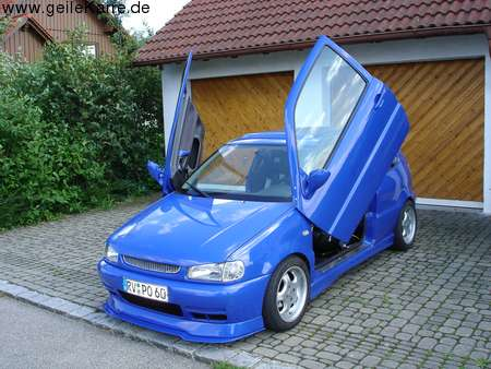 vw polo 6n open air von chefrocker tuning community. Black Bedroom Furniture Sets. Home Design Ideas