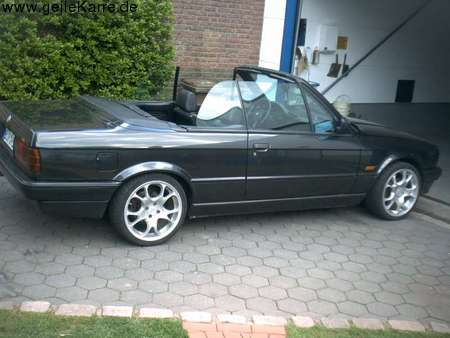 bmw e30 325i cabrio m technik 2 von e30cabrio tuning. Black Bedroom Furniture Sets. Home Design Ideas