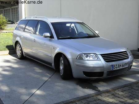 vw passat 3bg variant von silver cat tuning community. Black Bedroom Furniture Sets. Home Design Ideas