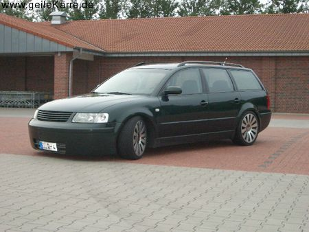 vw passat 3b 2 8 v6 syncro von edler passat tuning. Black Bedroom Furniture Sets. Home Design Ideas