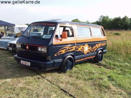 Vw bus t3 caravelle gl autom