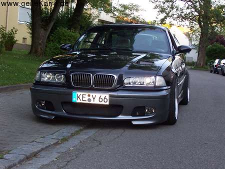 BMW E36 coupe´