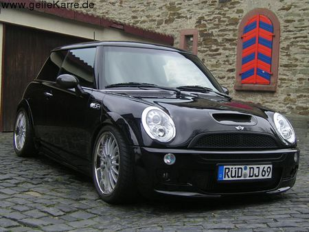 mini mini cooper s von night panther tuning community. Black Bedroom Furniture Sets. Home Design Ideas