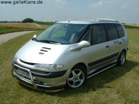 renault espace je von aui tuning community. Black Bedroom Furniture Sets. Home Design Ideas