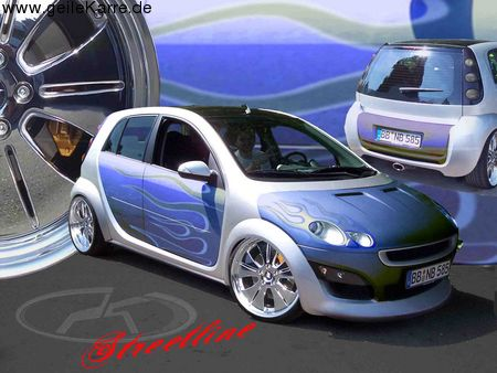 smart forfour von pkstyling2 tuning community. Black Bedroom Furniture Sets. Home Design Ideas