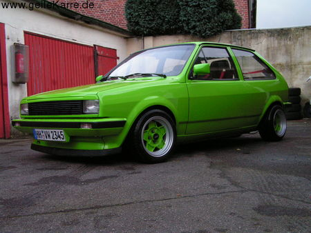 vw polo 86c coupe von polo86c gt tuning community. Black Bedroom Furniture Sets. Home Design Ideas