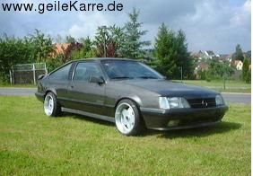 opel monza gse von houser tuning community. Black Bedroom Furniture Sets. Home Design Ideas
