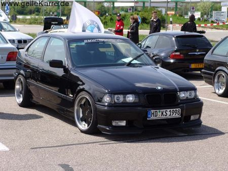 bmw e36 compact von dicki tuning community. Black Bedroom Furniture Sets. Home Design Ideas