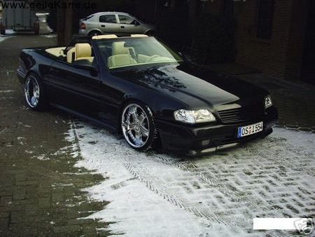 mercedes sl 500 r129 von power fadi tuning community. Black Bedroom Furniture Sets. Home Design Ideas