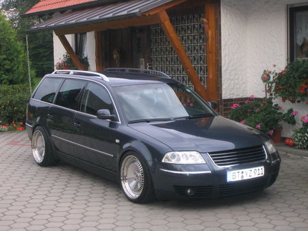 vw passat 3bg v6 tdi 4motion von babyyanni tuning. Black Bedroom Furniture Sets. Home Design Ideas