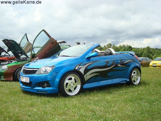 opel tigra twintop von vectralady2006 tuning community. Black Bedroom Furniture Sets. Home Design Ideas