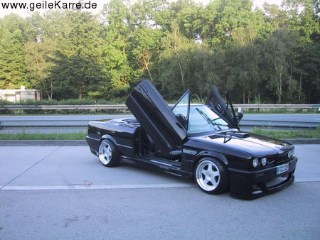 bmw e30 325i cabriolet von blackcabrio ffm tuning. Black Bedroom Furniture Sets. Home Design Ideas