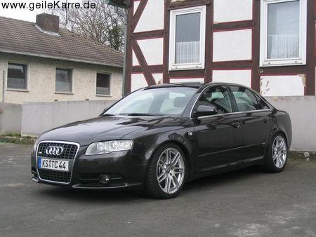 Audi A4 S Line. pearl Audi+a4+2007+s+line