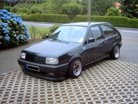 vw polo 86c 2f coupe von green polo85 tuning community. Black Bedroom Furniture Sets. Home Design Ideas