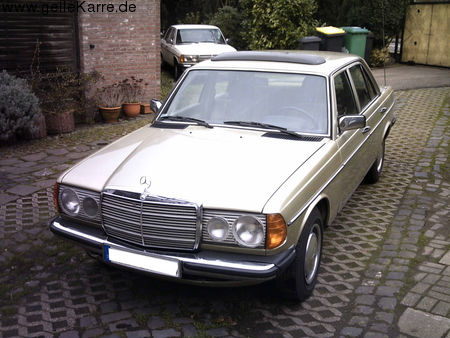 mercedes w123 200 tuning. Black Bedroom Furniture Sets. Home Design Ideas