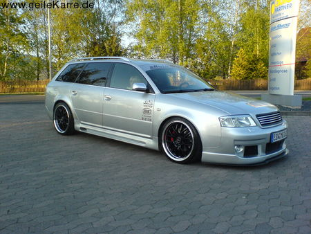 Audi a6 von marc c tuning community for 2000 audi a6 window problems